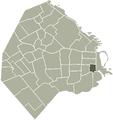 San Telmo-Buenos Aires map.png