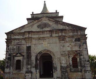 León, Nicaragua - San Felipe church