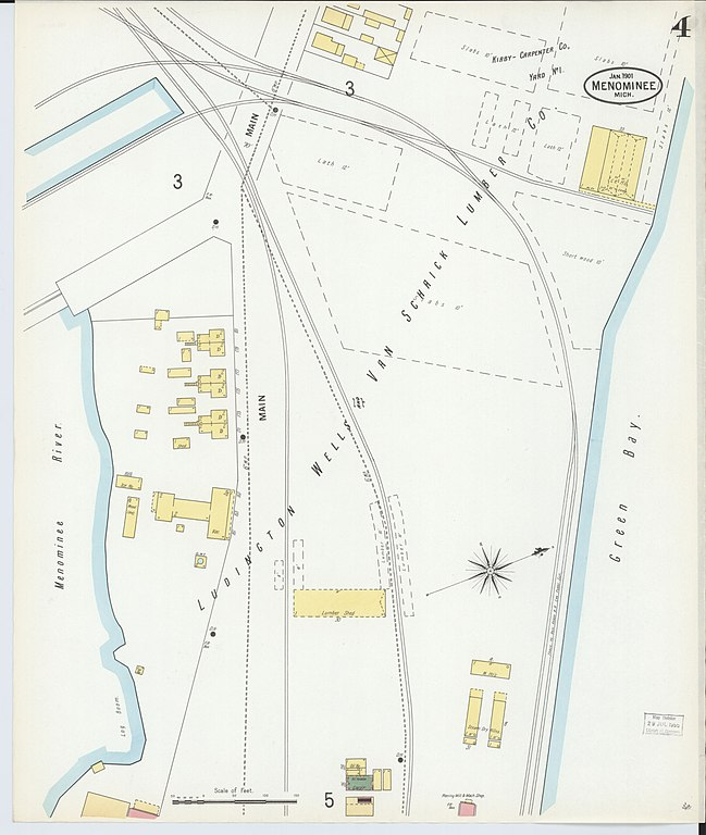 menominee county dating Michigan gazetteer and business directory  in the western part of menominee county,  dating its settlement from 1879 and incorporated as a city in.