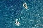 Sandon rock reef Aerial photograph.2001.jpg