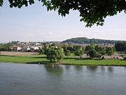 San River, Sanok, 2005.