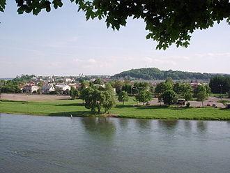 San (river) - San River, Sanok, 2005