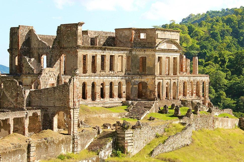Sans-Souci Palace, National History Park, Haiti