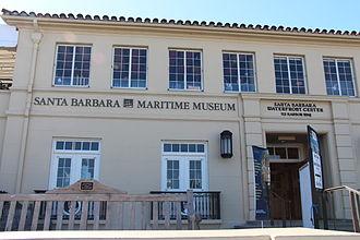 Naval Reserve Center Santa Barbara - Santa Barbara Maritime Museum