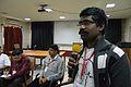Santosh Shingare - Open Discussion - Collaboration among Indic Language Communities - Bengali Wikipedia 10th Anniversary Celebration - Jadavpur University - Kolkata 2015-01-10 3154.JPG