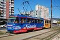 Sarajevo Tram-209 Line-3 2011-10-16.jpg
