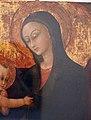 Sassetta, madonna delle ciliegie, 1440-50 circa, da duomo di grosseto 03.JPG