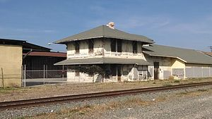 Saticoy, California - Saticoy Depot