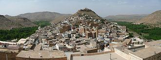 Aziz Sancar - Savur district of Mardin Province, Turkey