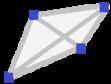 Scalene tetrahedron diagram.png