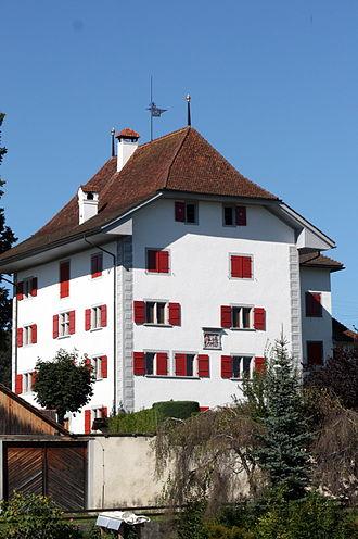 Buttisholz Castle - Buttisholz Castle