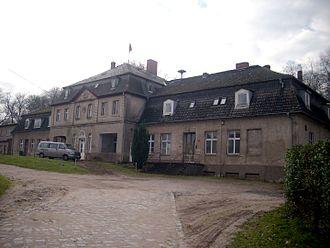 Kaspar Ludwig von Bredow - The Bredow family estate.
