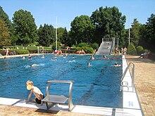 Schlo born wikipedia for Schwimmbad becken