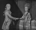 Schmidt - Anthony of Saxony and his wife Maria Carolina of Savoy.png