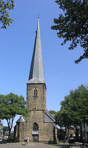 Schwerte - Image: Schwerte Sankt Victor Kirche