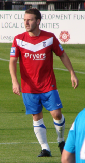 Scott Kerr English association football player (born 1981)