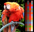 Screen color test Amiga 64colors EHB.png
