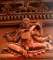 Sculpture on Bheemili Jagannath temple 01.jpg