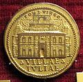 Scuola romana, medaglia di giulio III, 1553, fontana dell'aqua virgo.JPG