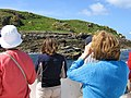 Seal watchers at the Eastern Isles, Scilly - geograph.org.uk - 1618488.jpg