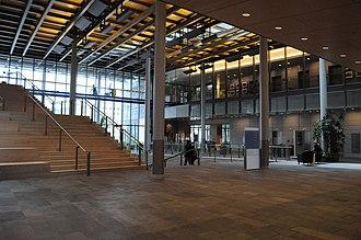 Seattle City Hall - Image: Seattle City Hall interior 03