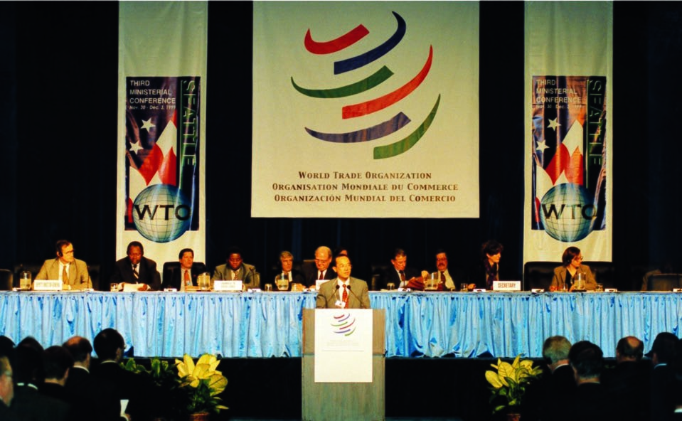 Seattle Ministerial Conference 30 November-3 December 1999 (9308794108)