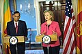 Secretary Clinton Holds Joint Press Availability With Sri Lanka Minister of External Affairs G.L. Peiris (4651007862).jpg