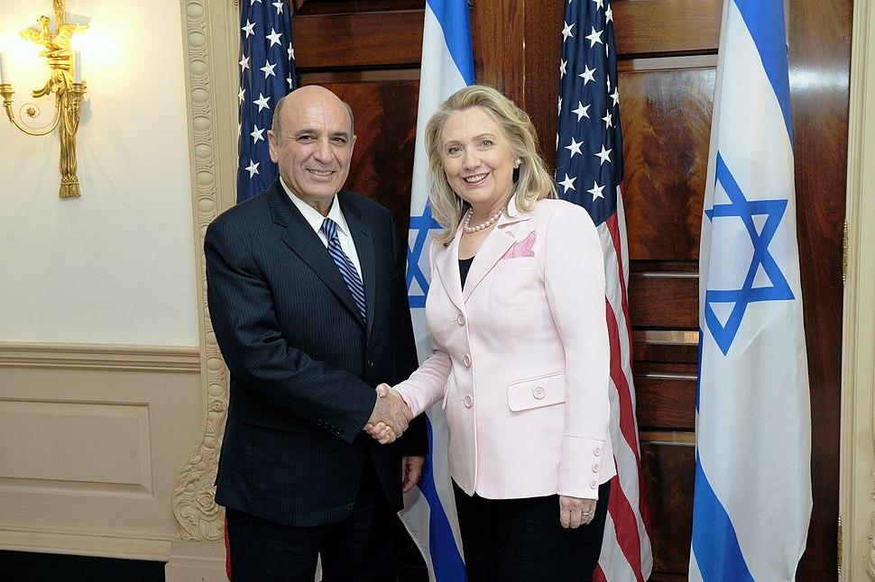 Secretary Clinton Meets With Israeli Deputy Prime Minister Mofaz (7414559360)