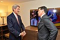 Secretary Kerry Chats With Stephen Colbert Before Appearing on The Late Show in New York City (21873223145).jpg