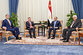 Secretary Kerry Meets With King Abdullah, President Al-Sisi, President Abbas on Sidelines of Economic Conference in Egypt.jpg
