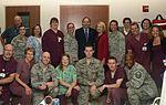 Secretary of Veterans Affairs visits JBER 150811-F-WT808-017.jpg