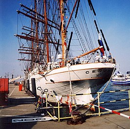 De Sedov in 2004