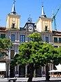 Segovia - Plaza Mayor y Ayuntamiento 1.jpg