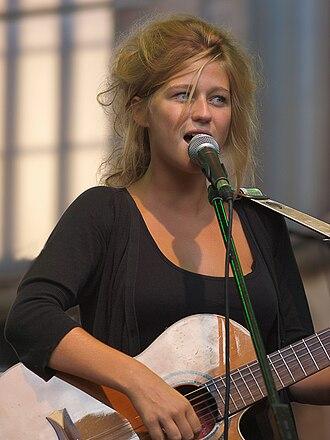 Selah Sue - Sue in Numberg 2010