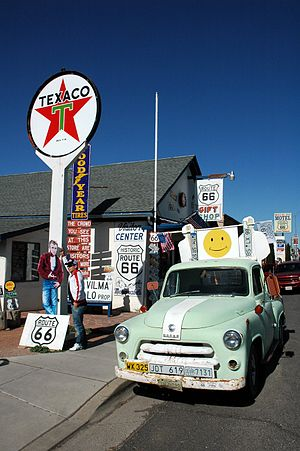 Seligman Route66Shop.JPG