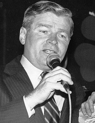 William Bulger - Image: Senate President William M. Bulger (9519685196)