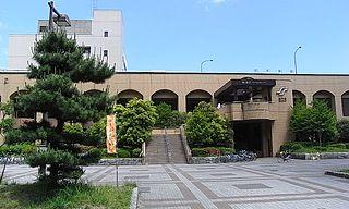 Asahigaoka Station (Miyagi) Metro station in Sendai, Japan
