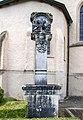 Septfontaines Kreuzwegstation 1 bei der Kirche 01.jpg