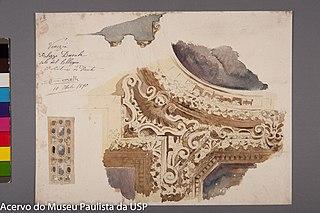 Venezia Palazzo Ducale Sala Del Collegio Di Antonio da Ponte