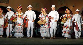 Jarana yucateca - La jarana de Yucatán