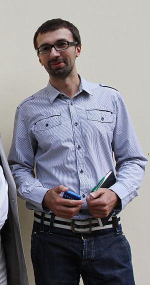Serhiy Leshchenko - Image: Serhiy Leshchenko, Ambassador's residence