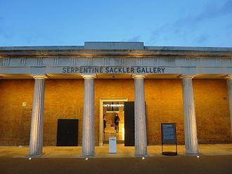 Serpentine Galleries - Serpentine Sackler Gallery