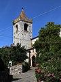 Serravalle Pistoiese, santo stefano, esterno 05 campanile.jpg