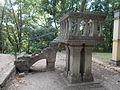 Seven Chapels. Outdoor pulpit. - Vác.JPG