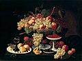 Severin Roesen - Still Life With Fruit (1850).jpg