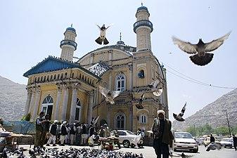 Shah-e-Doshamshera Mosque - panoramio.jpg
