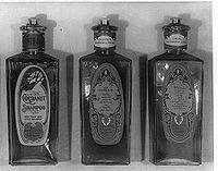 Шампуні що виготовлялись у 1909 1932