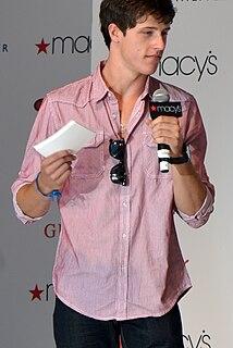 Shane Harper American actor, singer-songwriter, and dancer