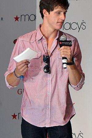 Shane Harper - Harper in July 2011