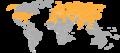 Sheremetyevo International Airport destinations 2014.png